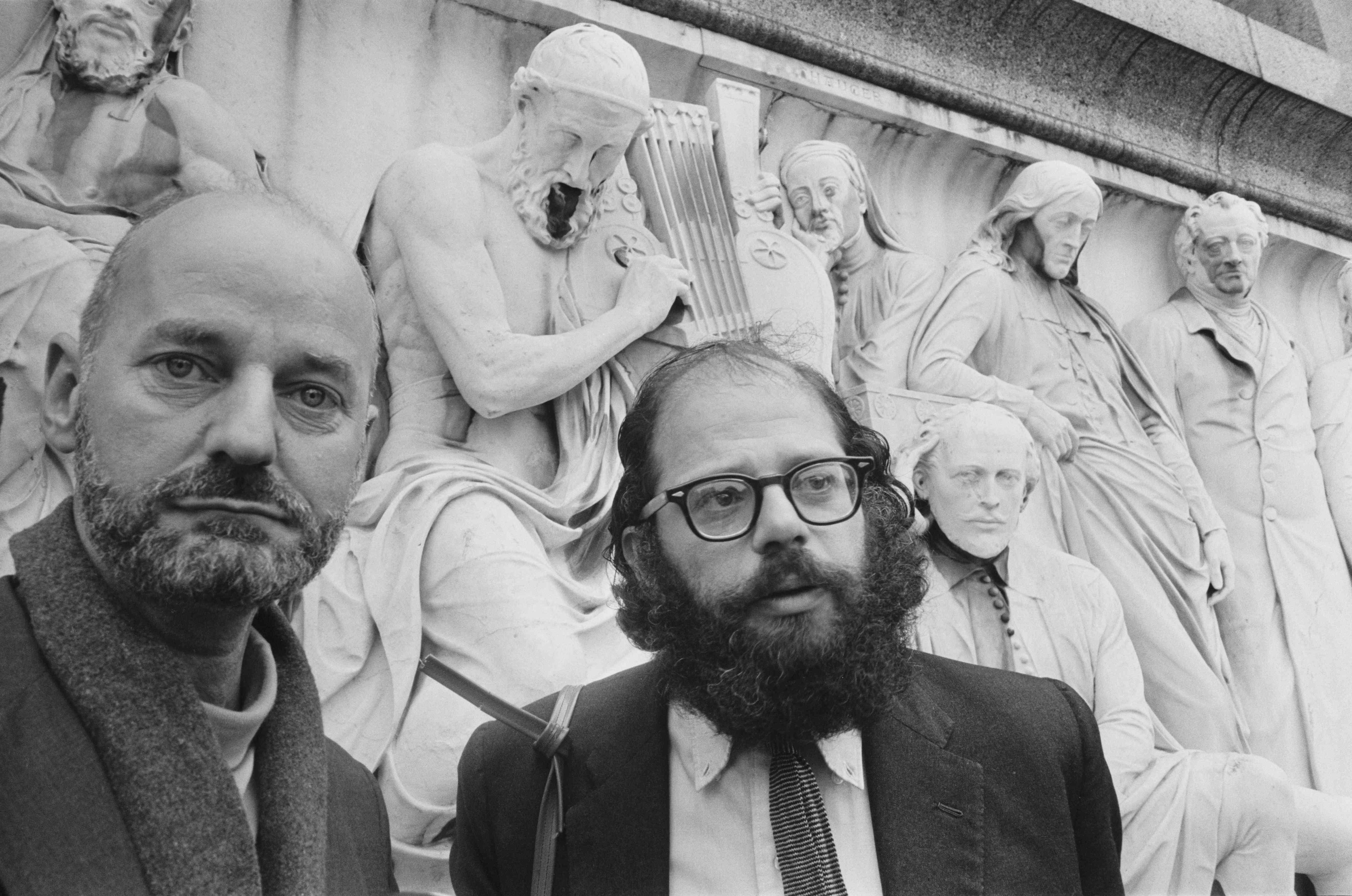 Beat Poets In London