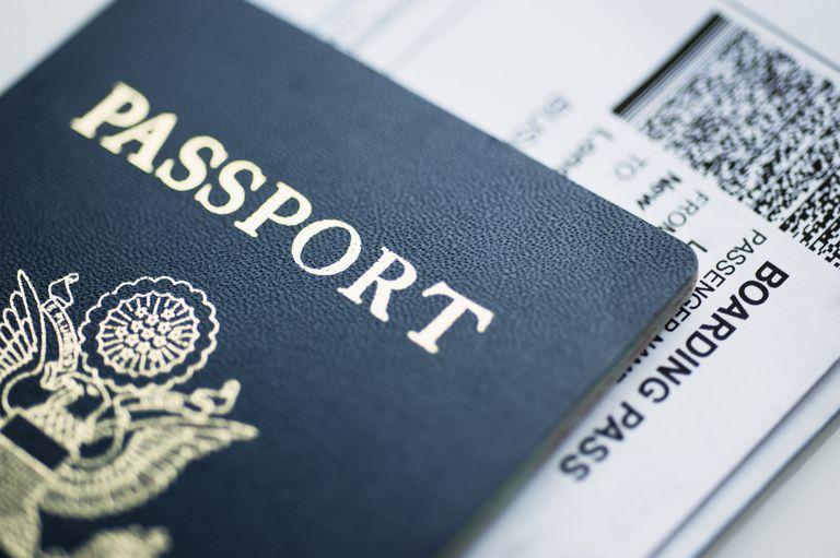 Pasaporte americano