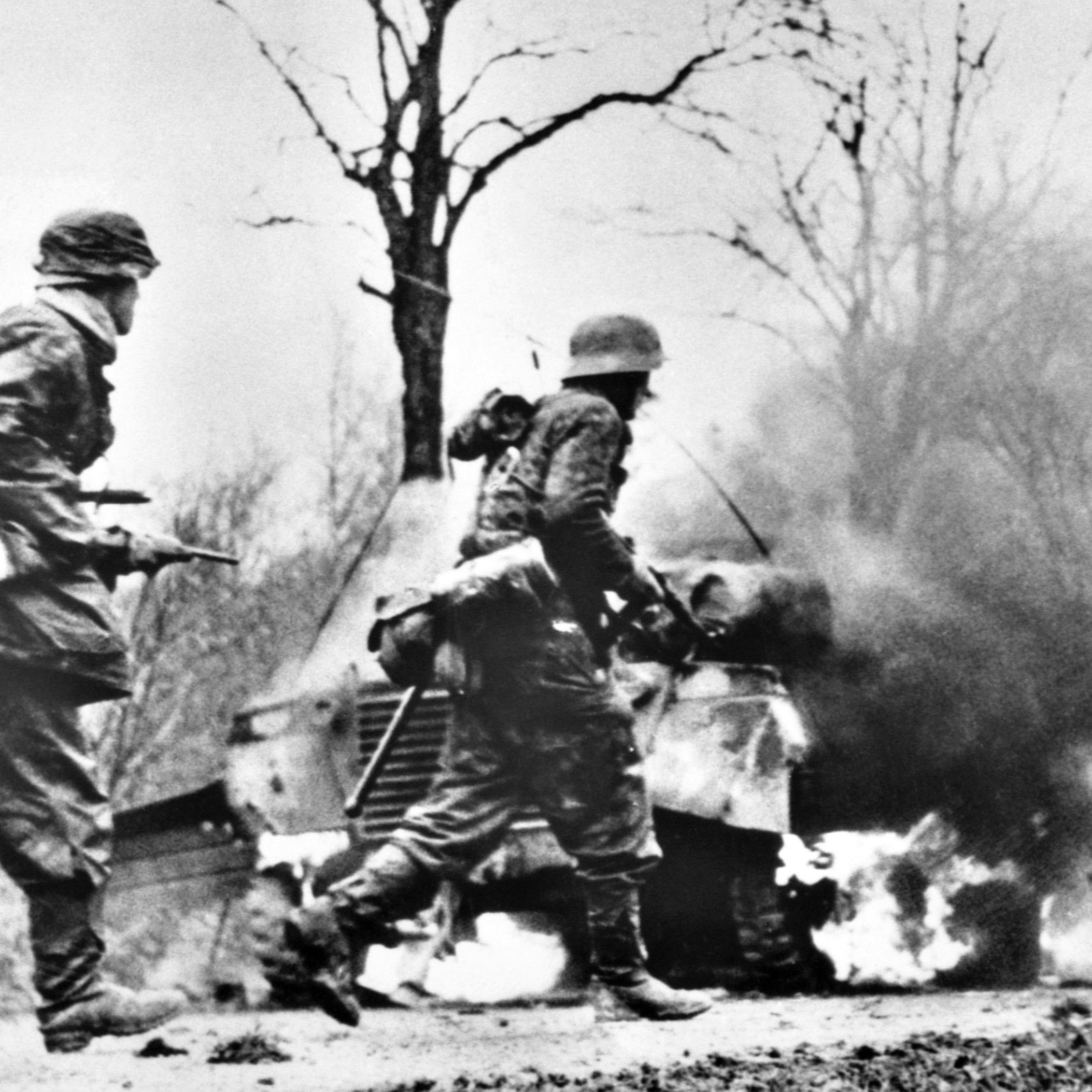 Image result for German soldiers in the ardennes
