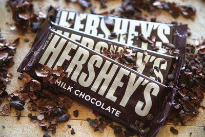 using chocolate bars to teach fractions hershey chocolate