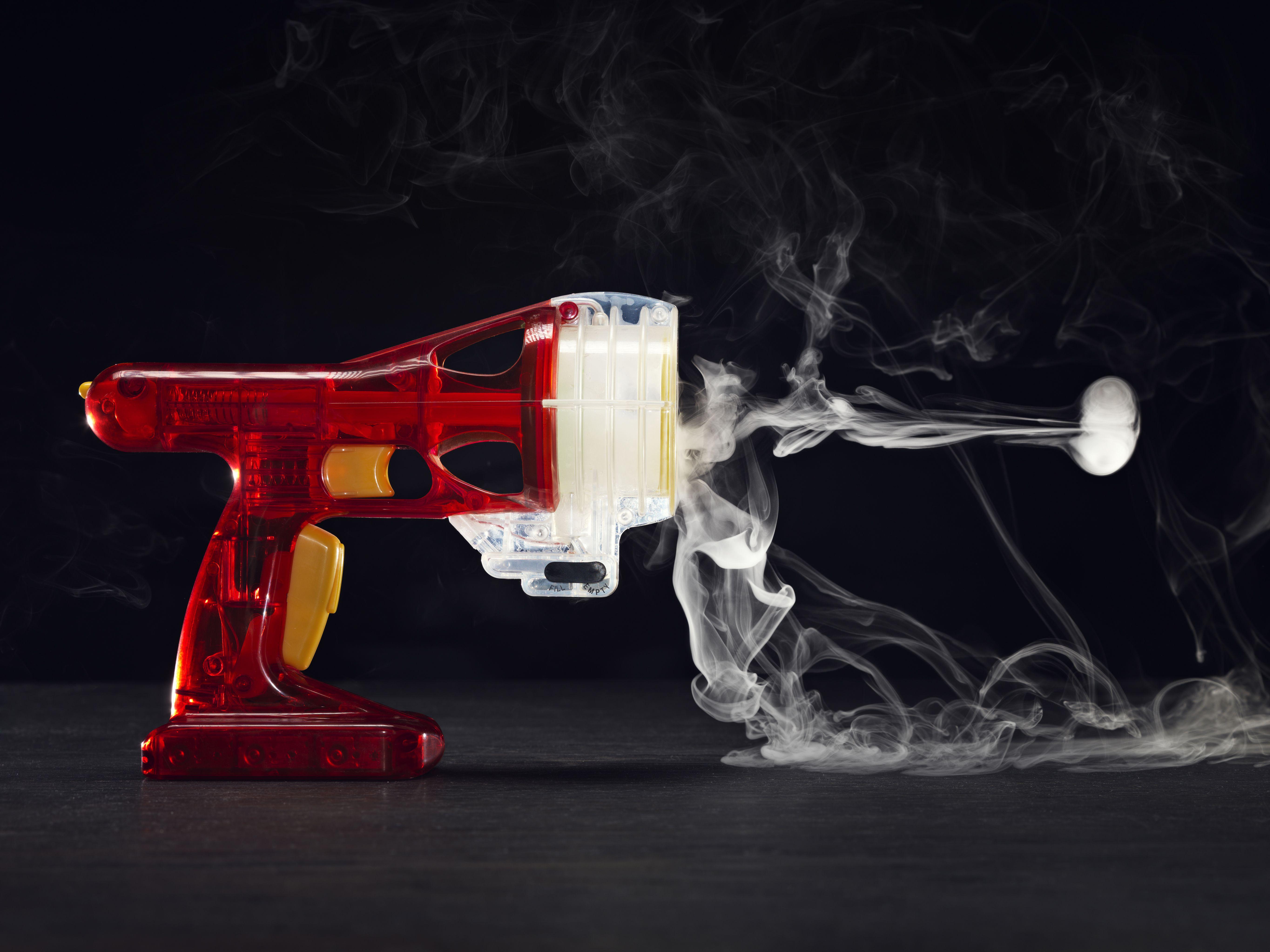 How Smoke Machines Work All Kinds