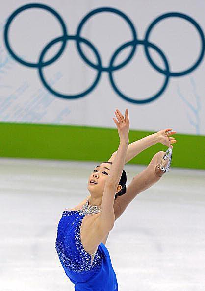 Kim Yu-Na - 2010 Olympic Figure Skating Champion