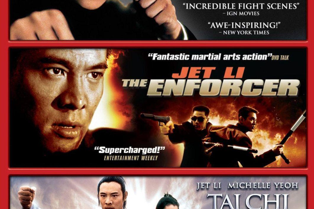 Jet li download movies | Top 12 Jet Li Movies packed with