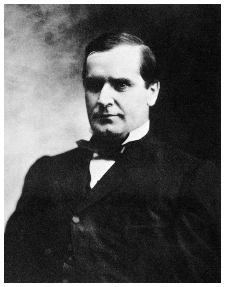 portrait of William McKinley