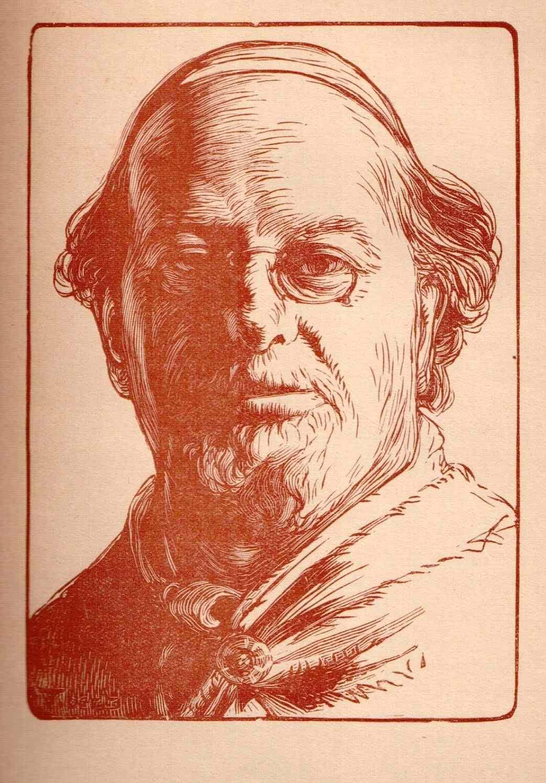 Portrait of Remy de Gourmont