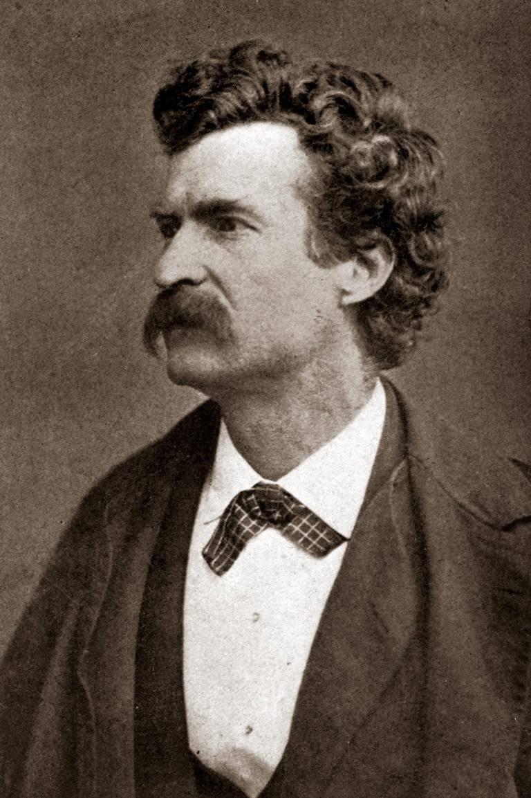 mark twain circa 1875