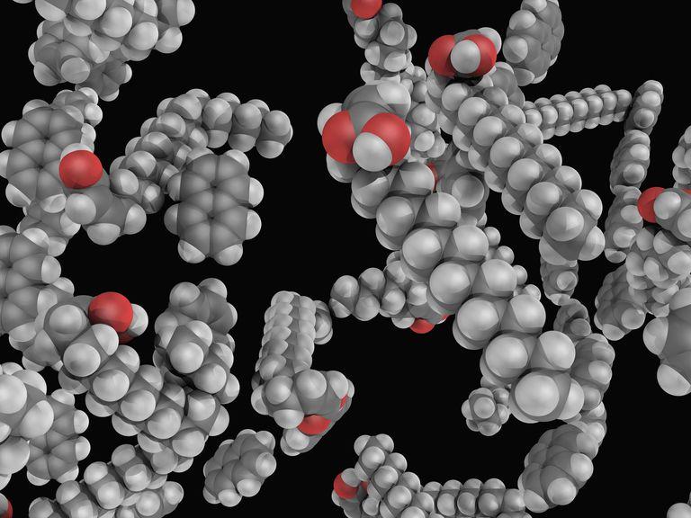 Napalm B molecule