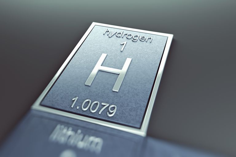 Hydrogen is the first chemical element on the periodic table.
