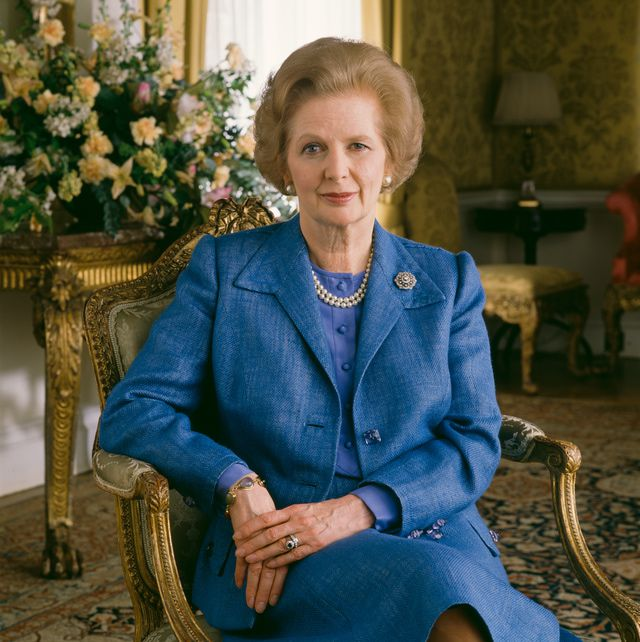Margaret Thatcher, 1985