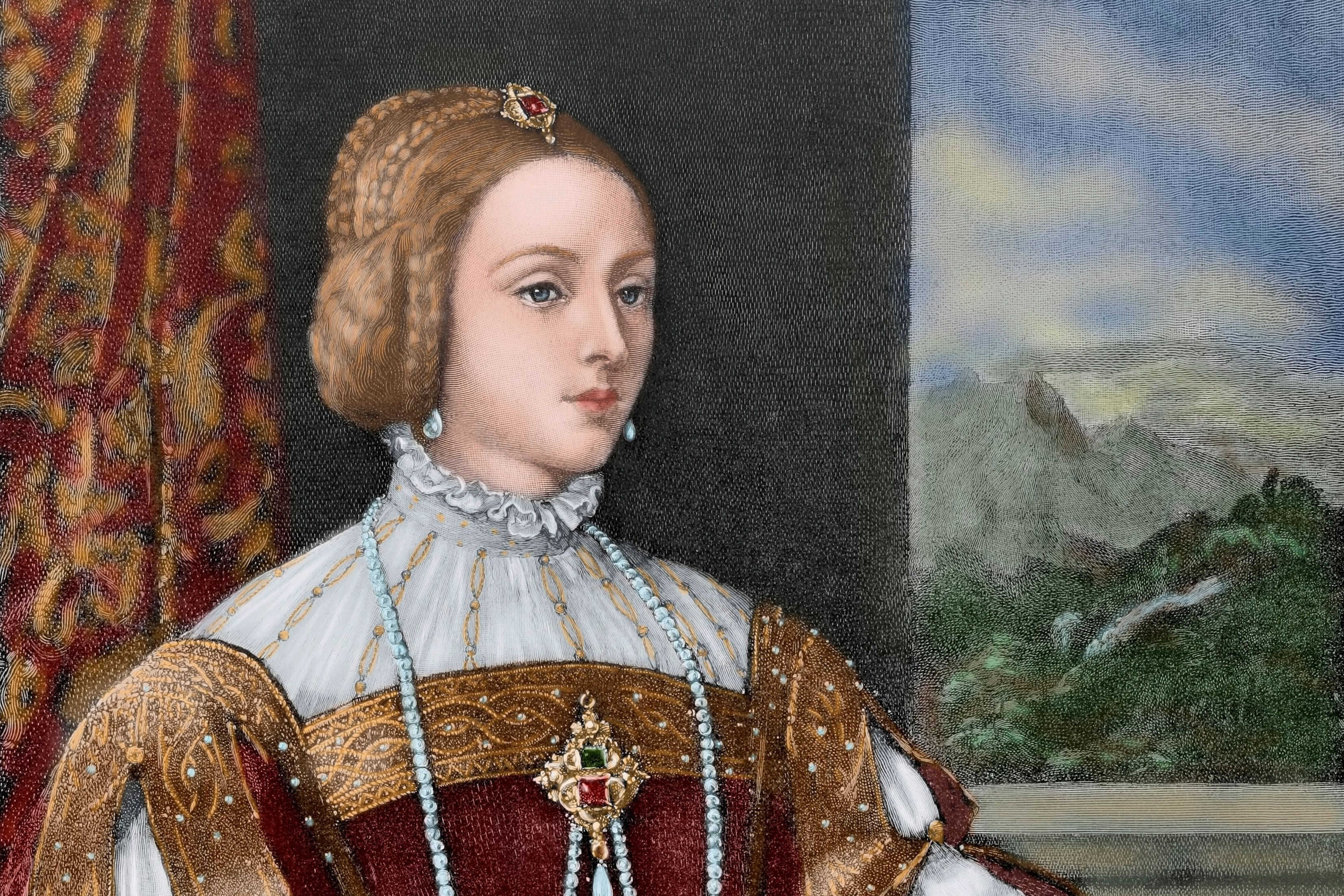 Isabella I queen of Spain