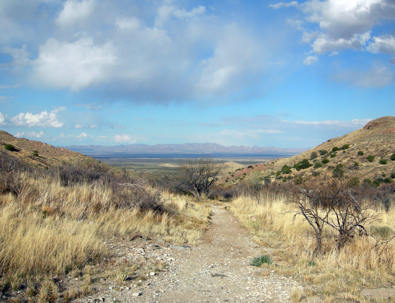 Apache Pass, Arizona