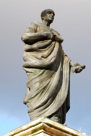 Seneca Statue From Cordoba