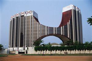 Headquarters of ECOWAS (Economic Community of West African States), Lome, Togo