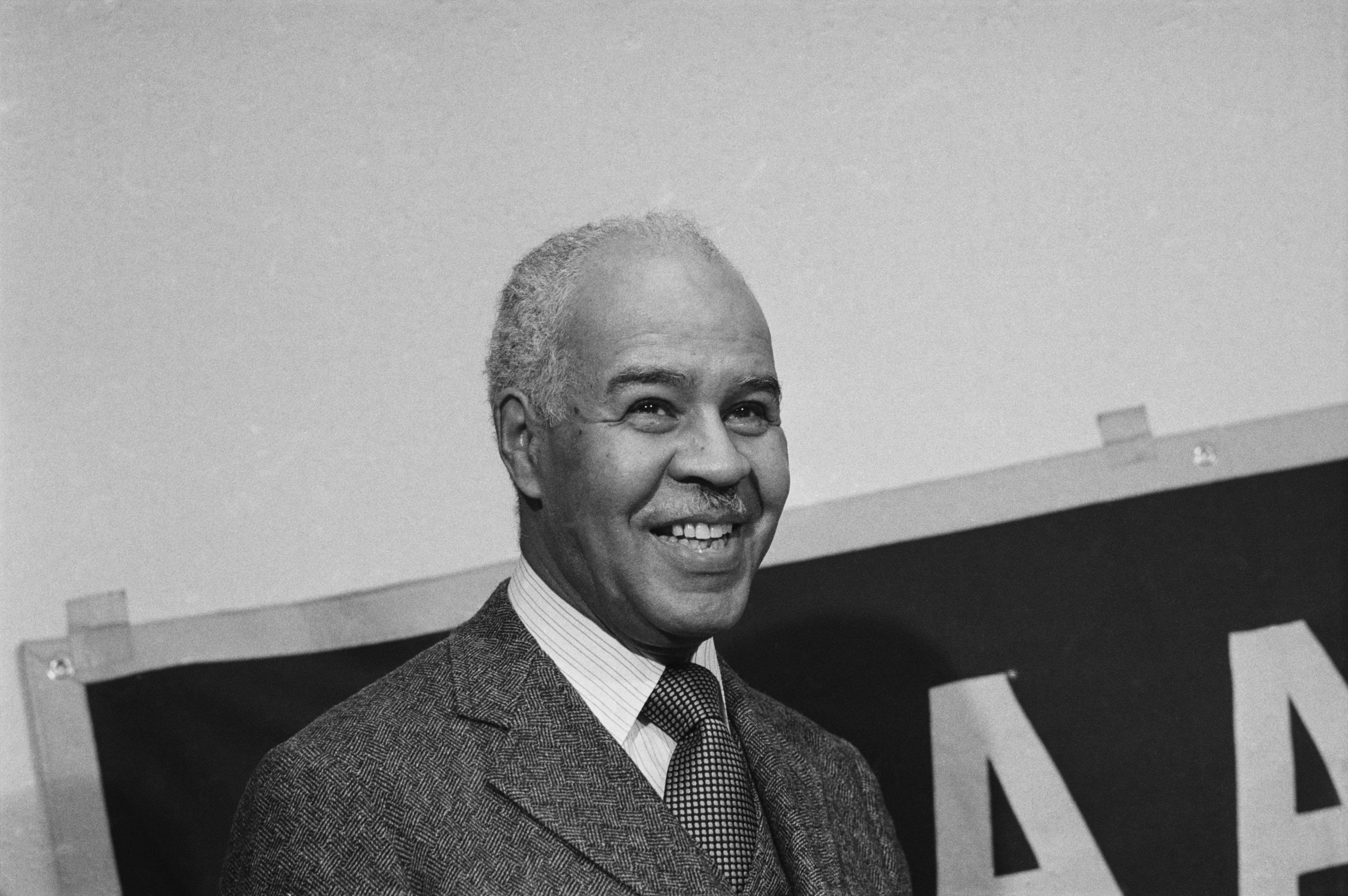 NAACP Director Wilkins