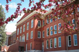 Taylor Hall at Western Colorado University