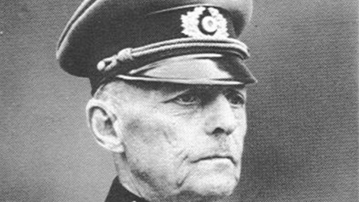 Field Marshal Gerd von Rundstedt in World War II