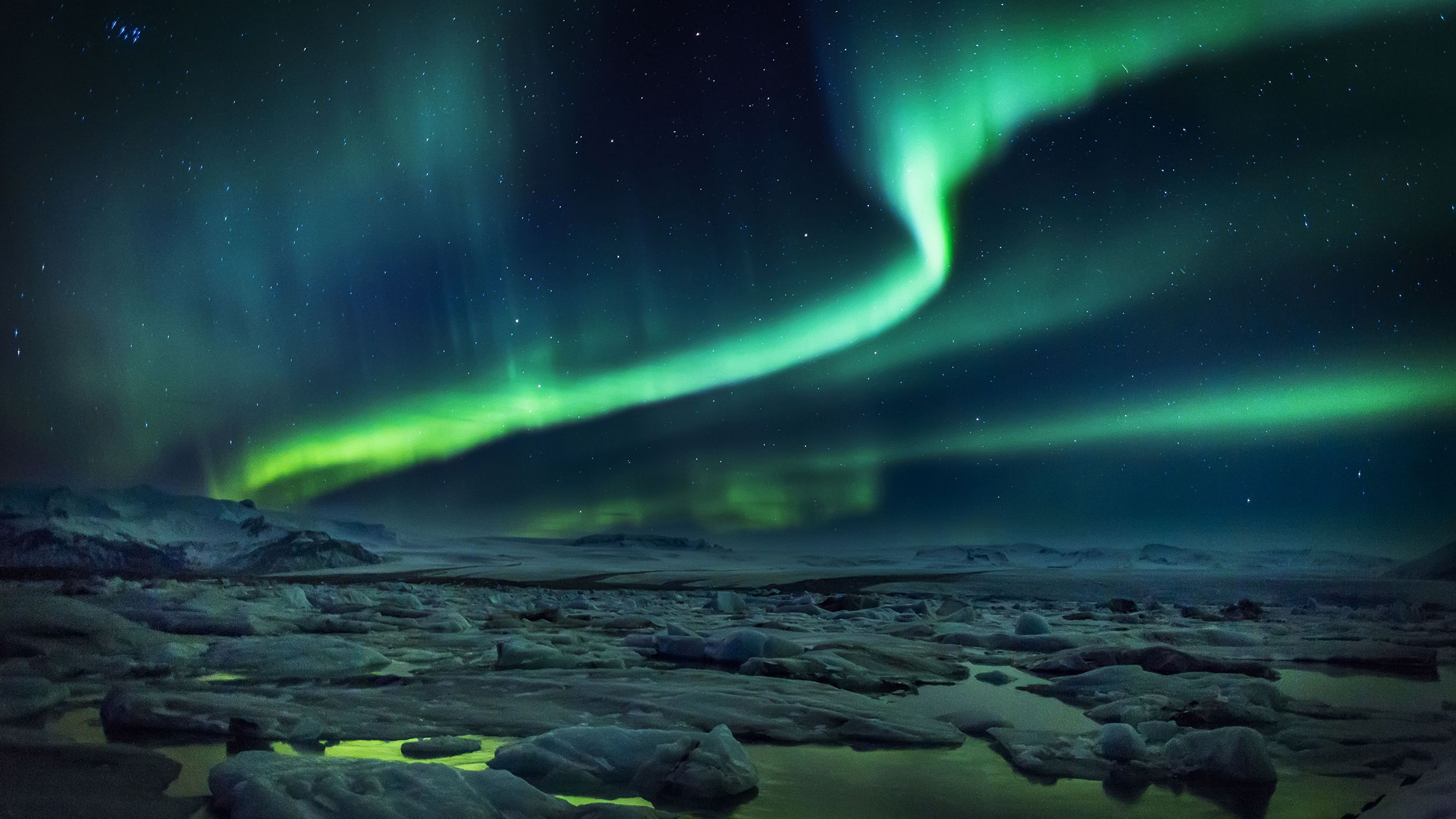 What Causes the Aurora Borealis' Colors?