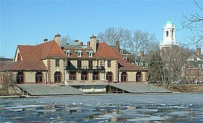 Harvard University Weld Boathouse
