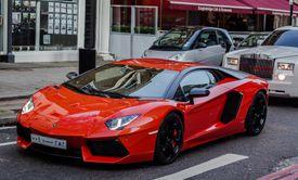 new car, coche nuevo