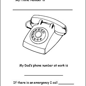 Kindergarten Portfolio 8
