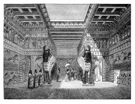Sumerian temple