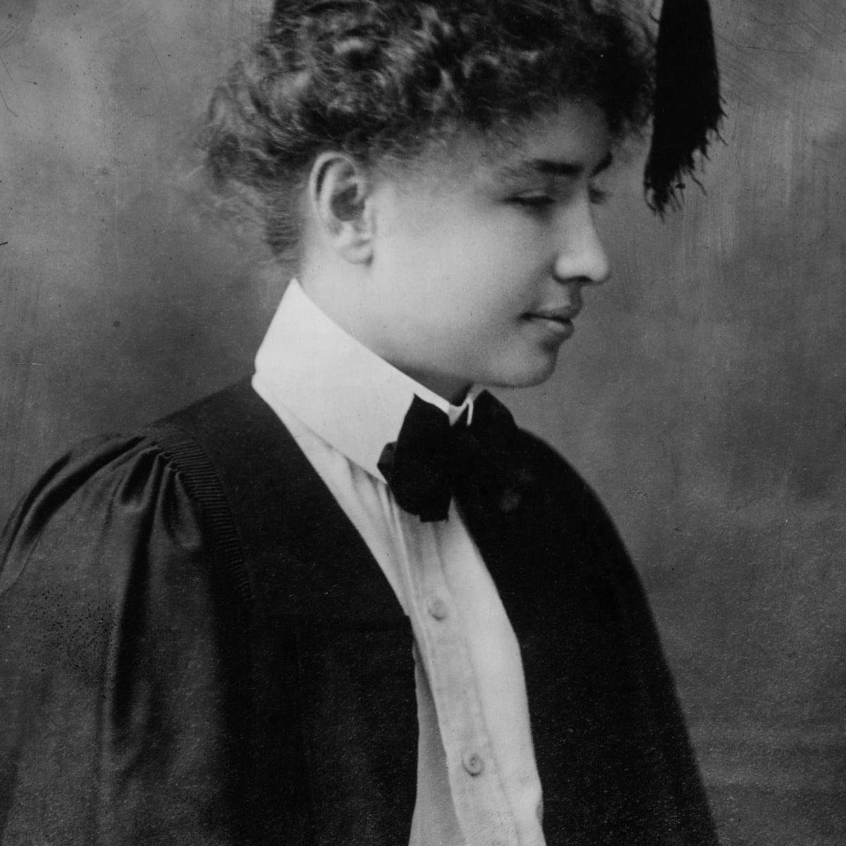 Helen Keller Radcliffe College