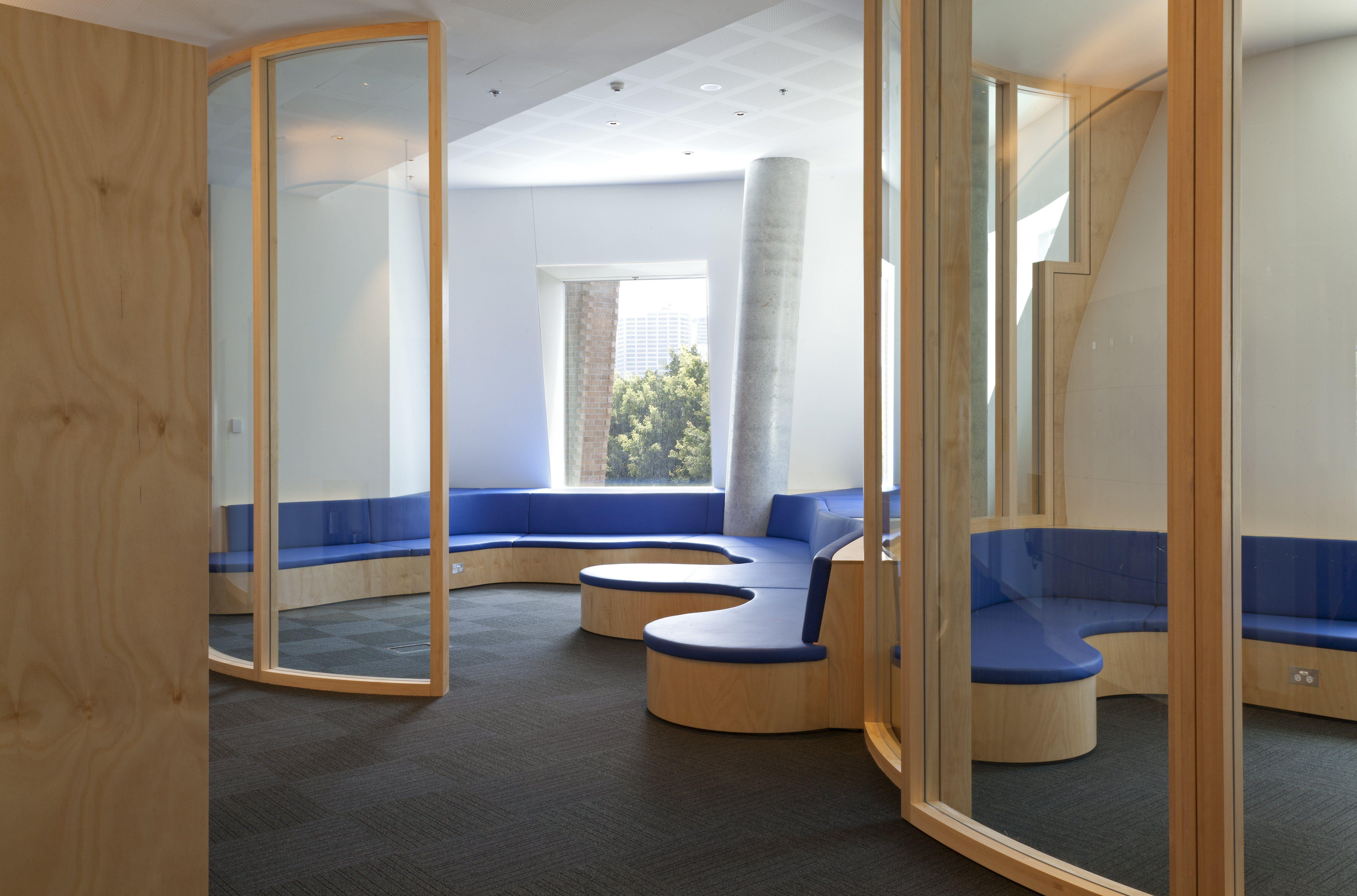 Inside Frank Gehry-Designed Business School, University of Technology Sydney, 2015