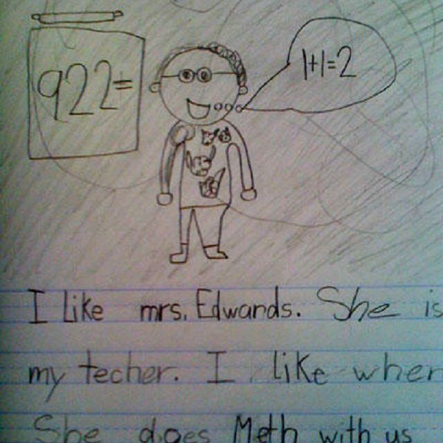 kids homework funny