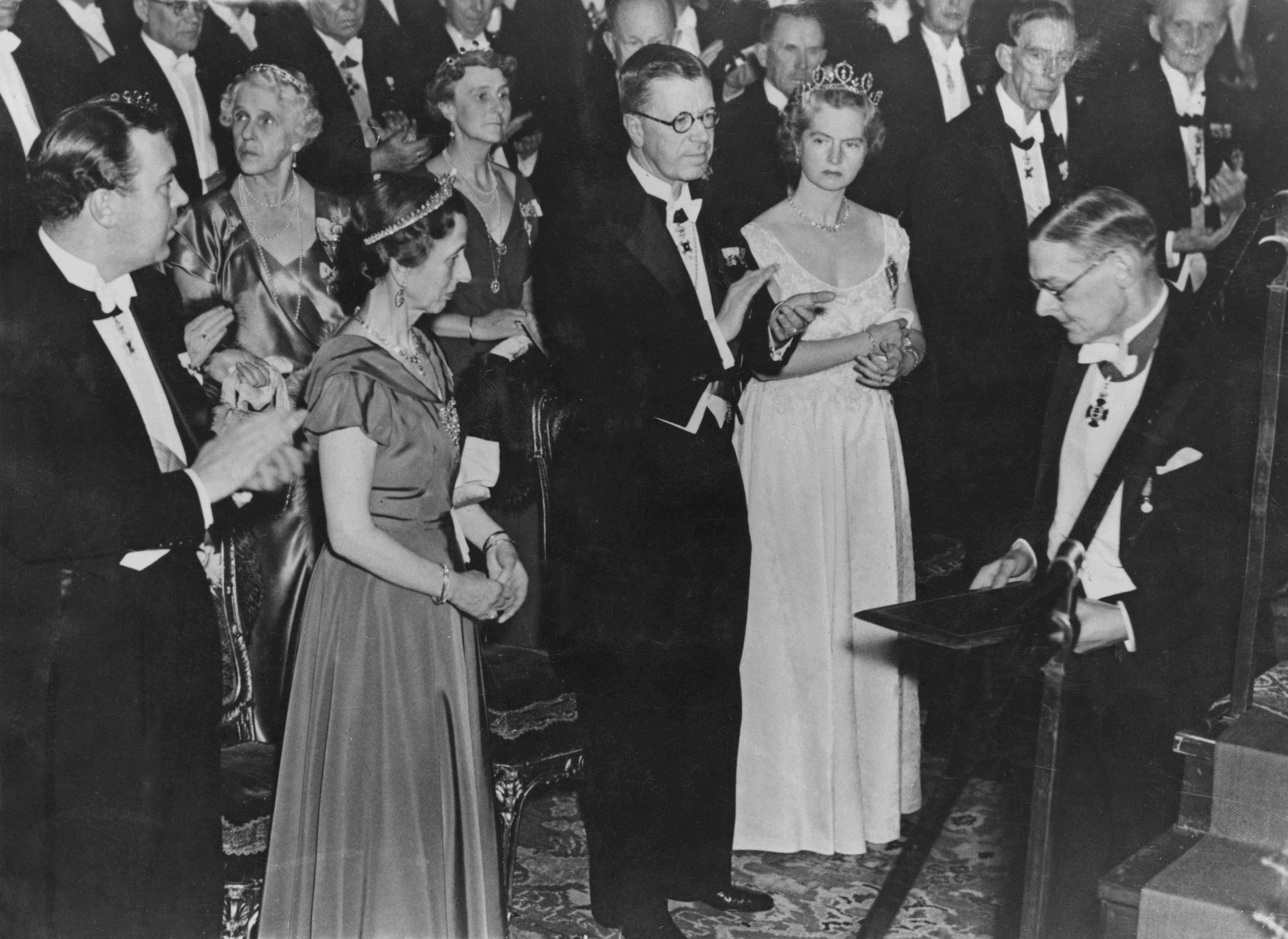 T. S. Eliot Wins Nobel Prize