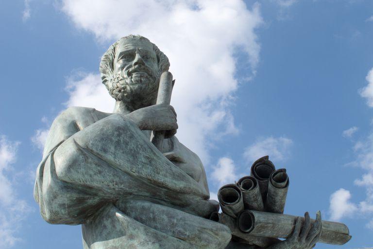 Statue of Aristotle