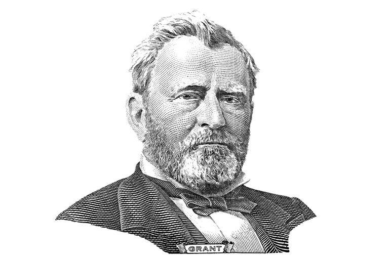 stock illustration of Ulysses Grant