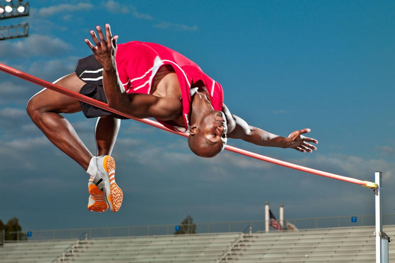 High Jump Drills How To Coach Beginners