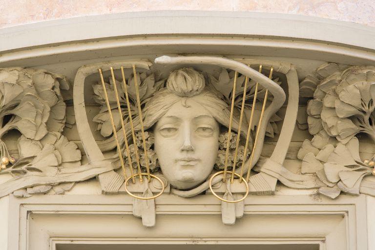 art nouveau architecture and design