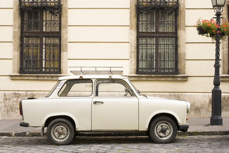 Trabant Car