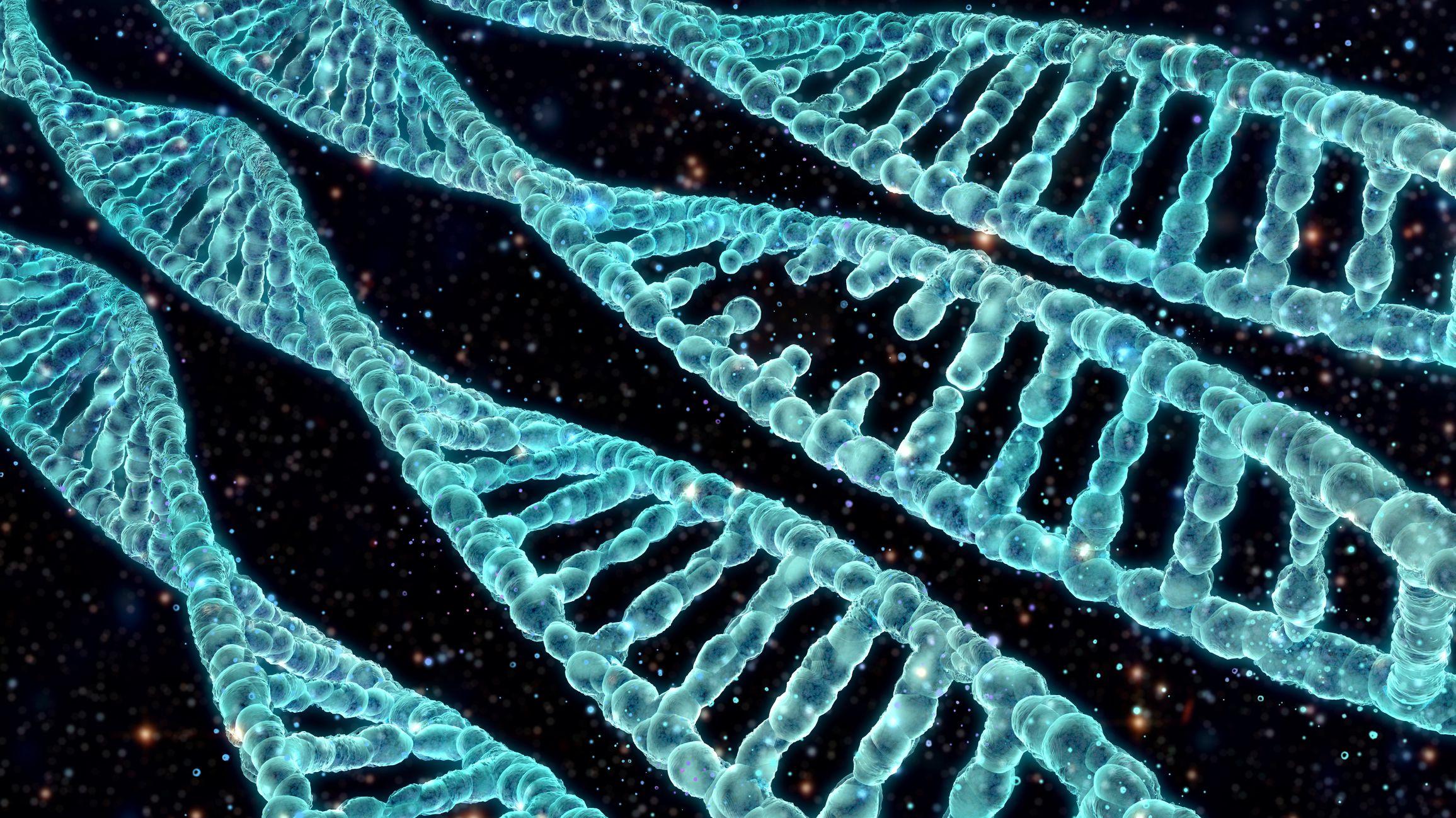 DNA formation