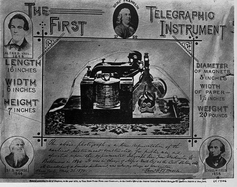 The First Telegraph
