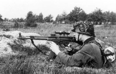 Sten Gun in World War II