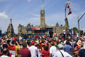 Canada Day is a national federal holiday, celebrated on July 1, annually. It marks the Confederation of Canada on July 1, 1867