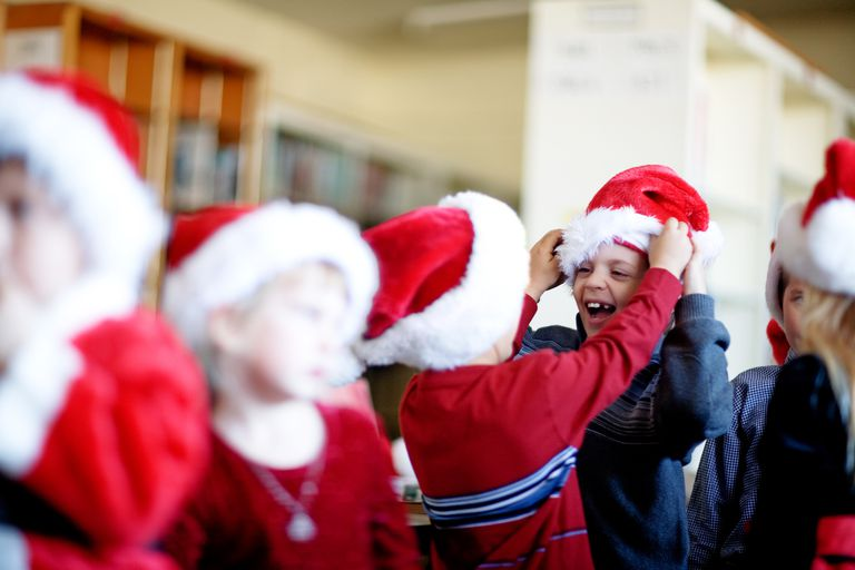 holiday skits for young students