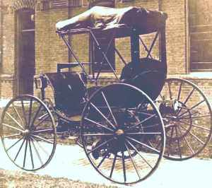 The Duryea Motor Wagon