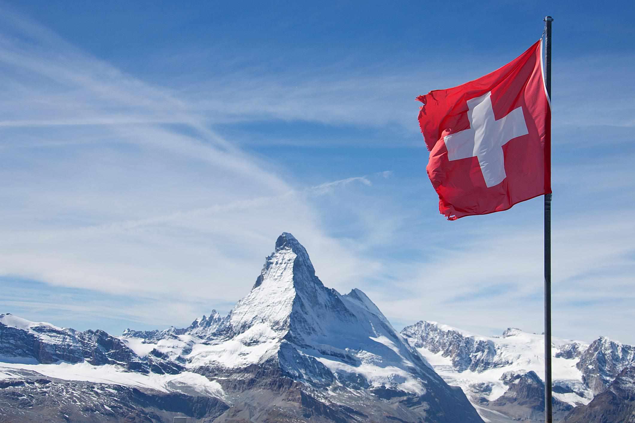 Suiza es siempre un lugar seguro para inversionistas