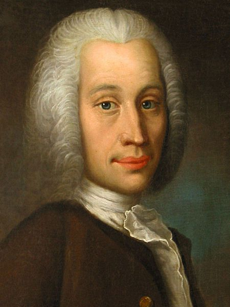 Anders Celsius invented the centigrade scale and thermometer.