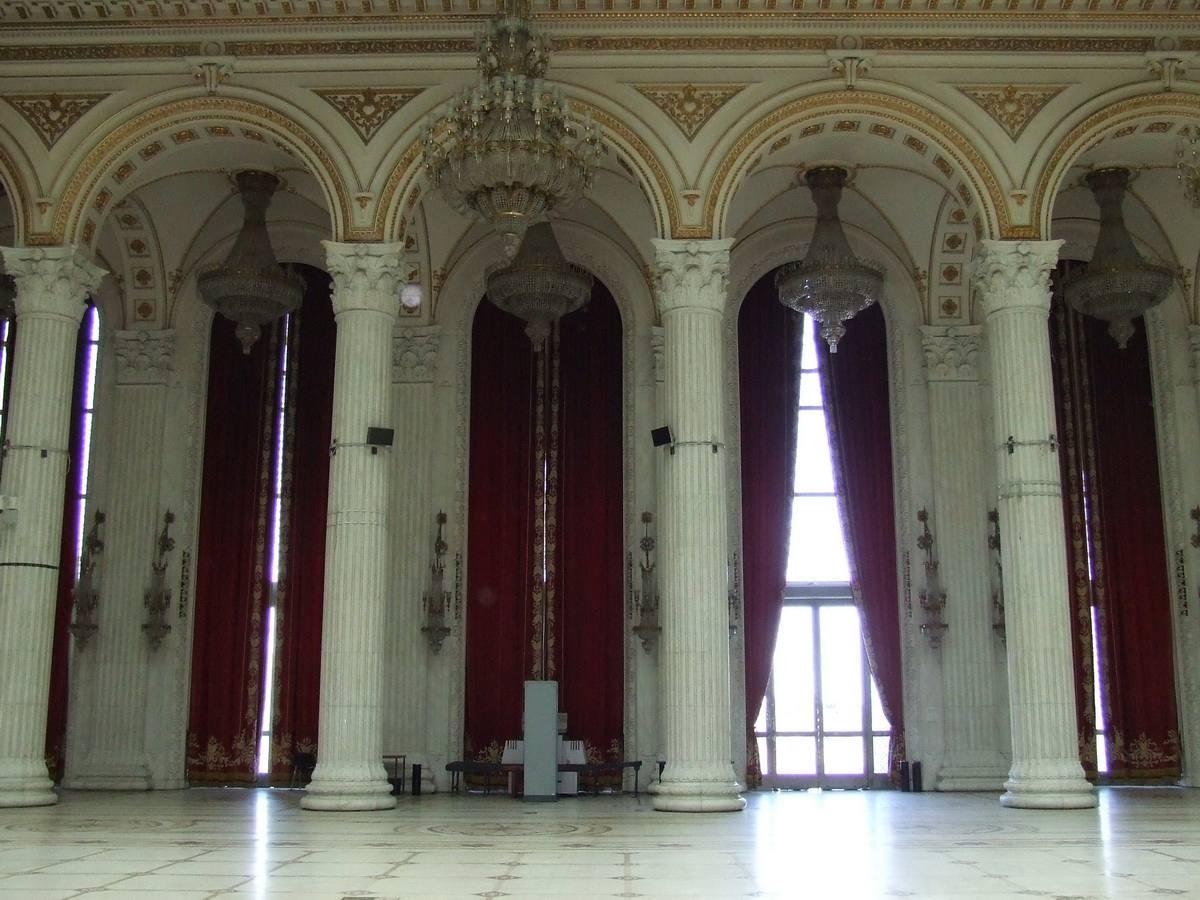Bucharest - Parliament Palace in Bucharest