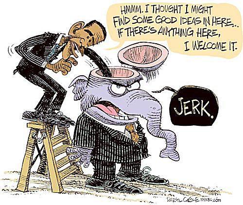Best Barack Obama Cartoons Of All Time