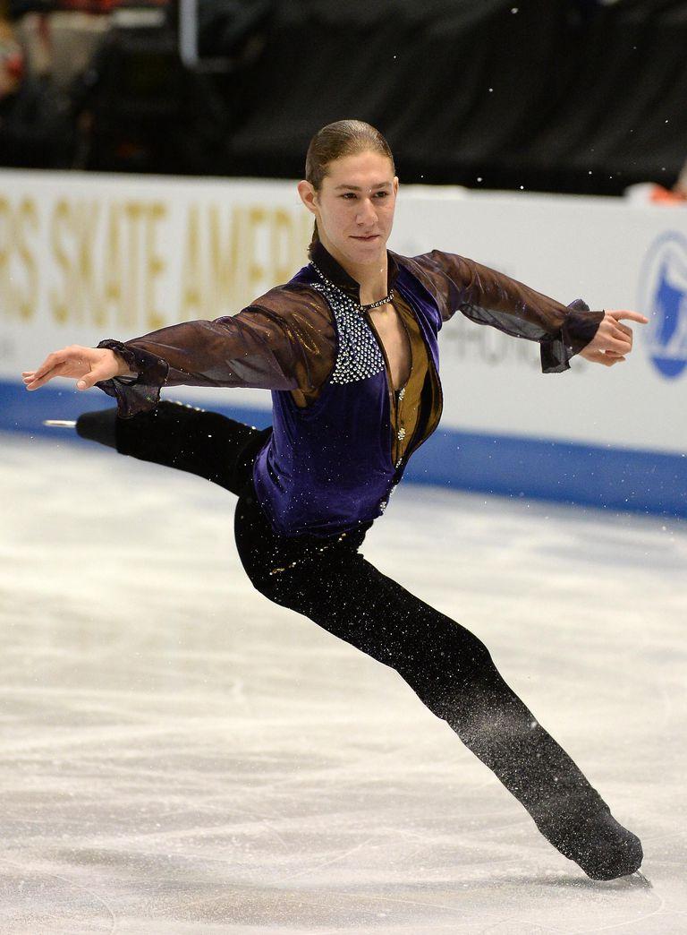 Waltz jump figure skating
