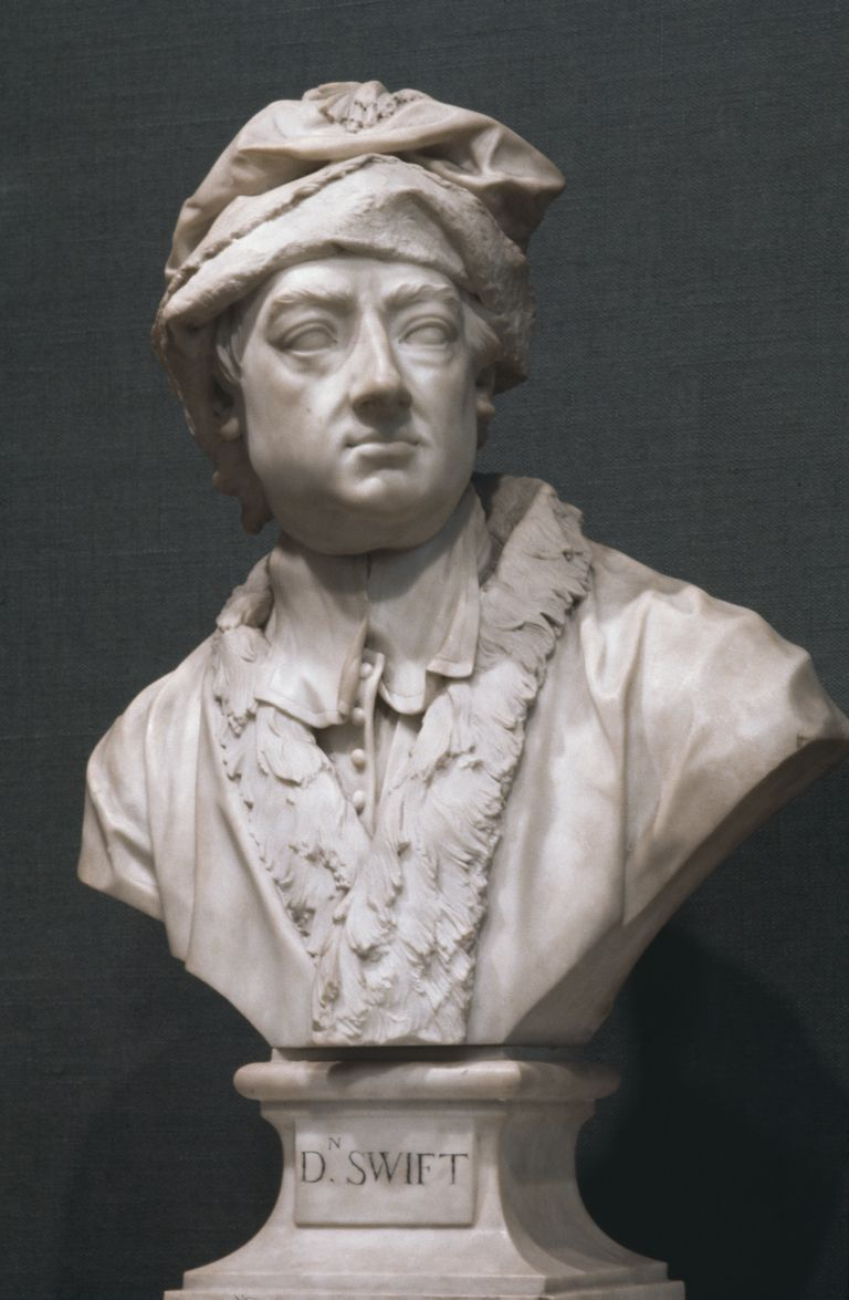 Bust Of Swift