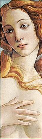 Aphrodite by Boticelli
