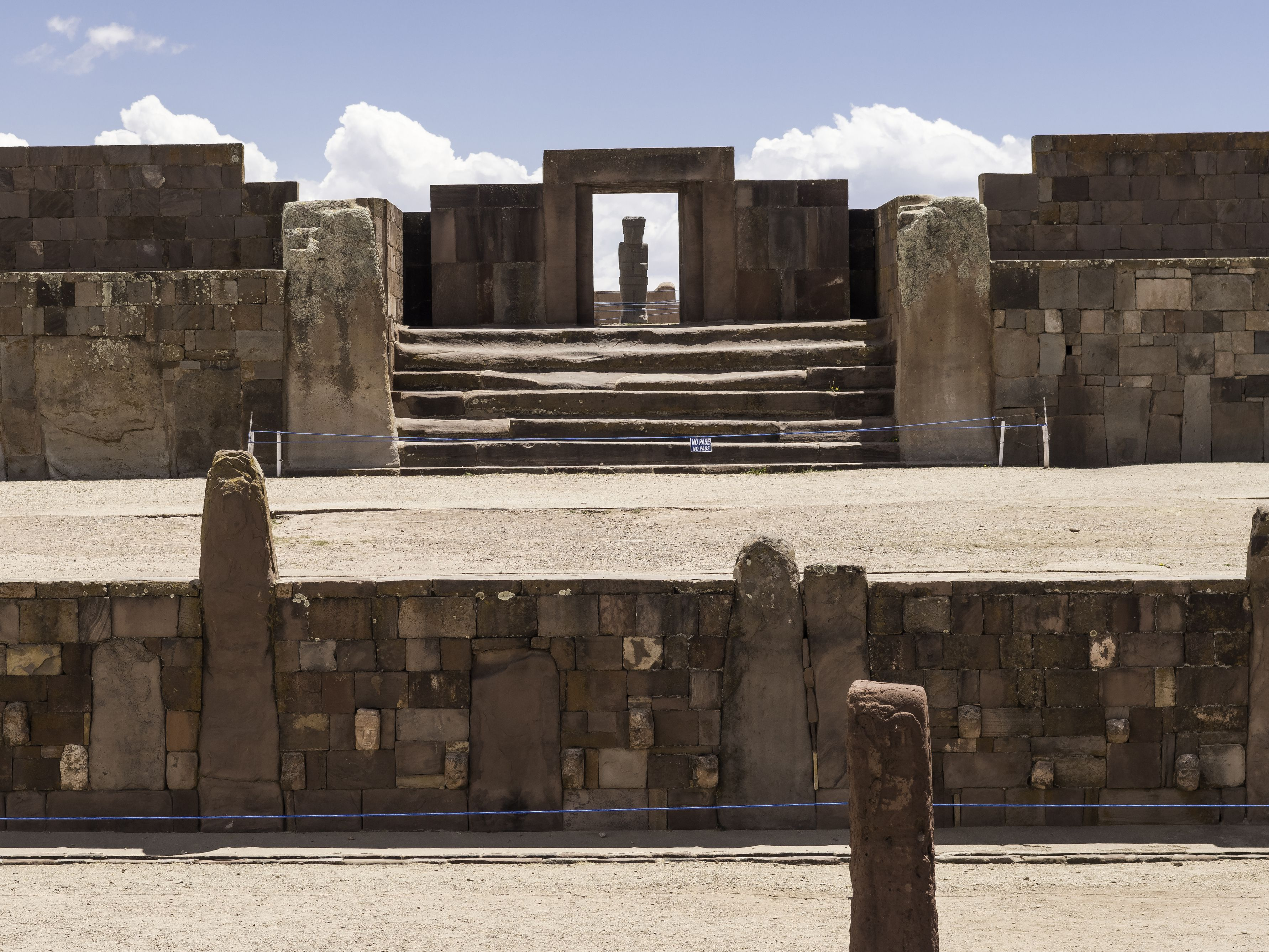 Empire - City, Imperial State at Lake Titicaca
