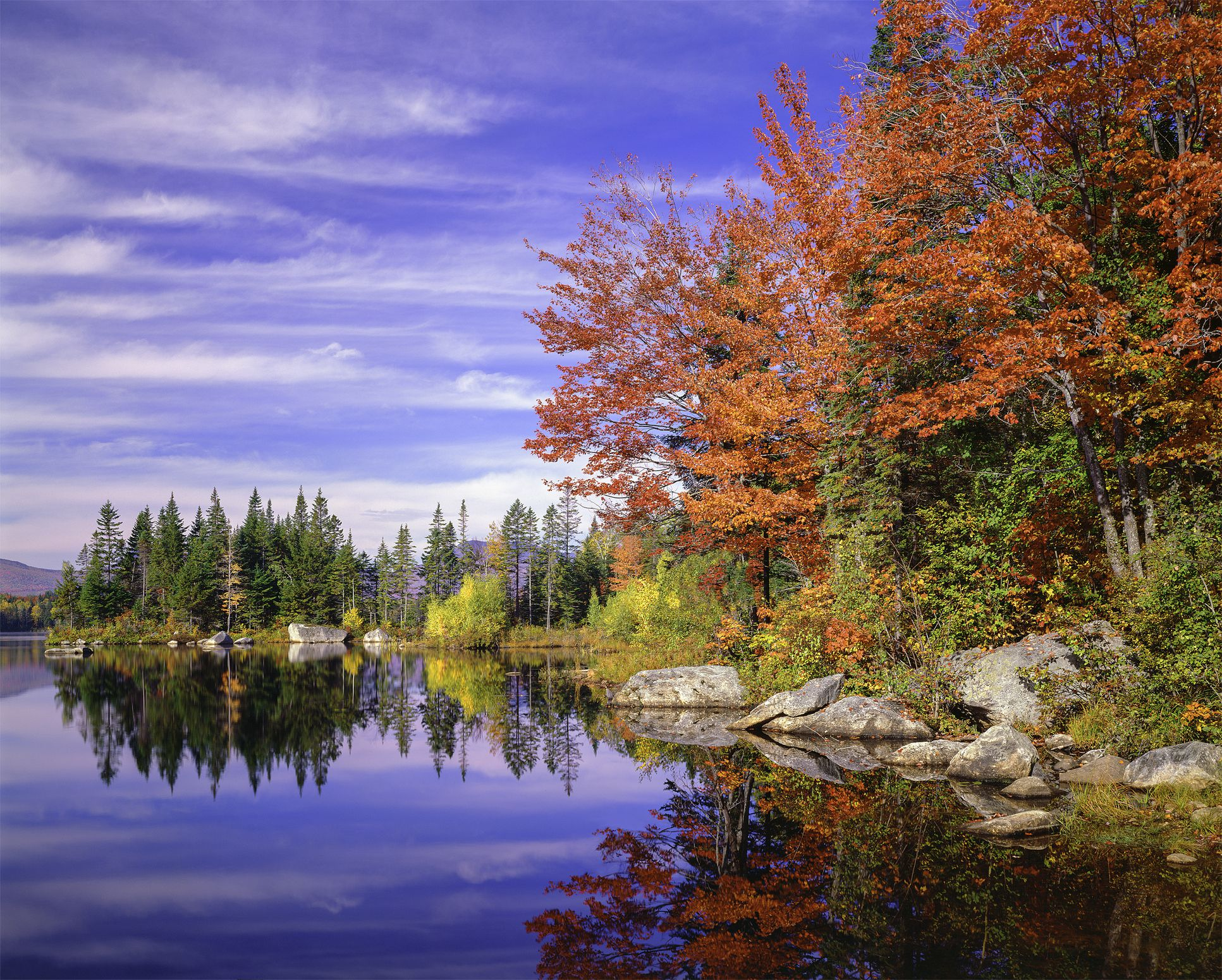 how weather affects fall colors