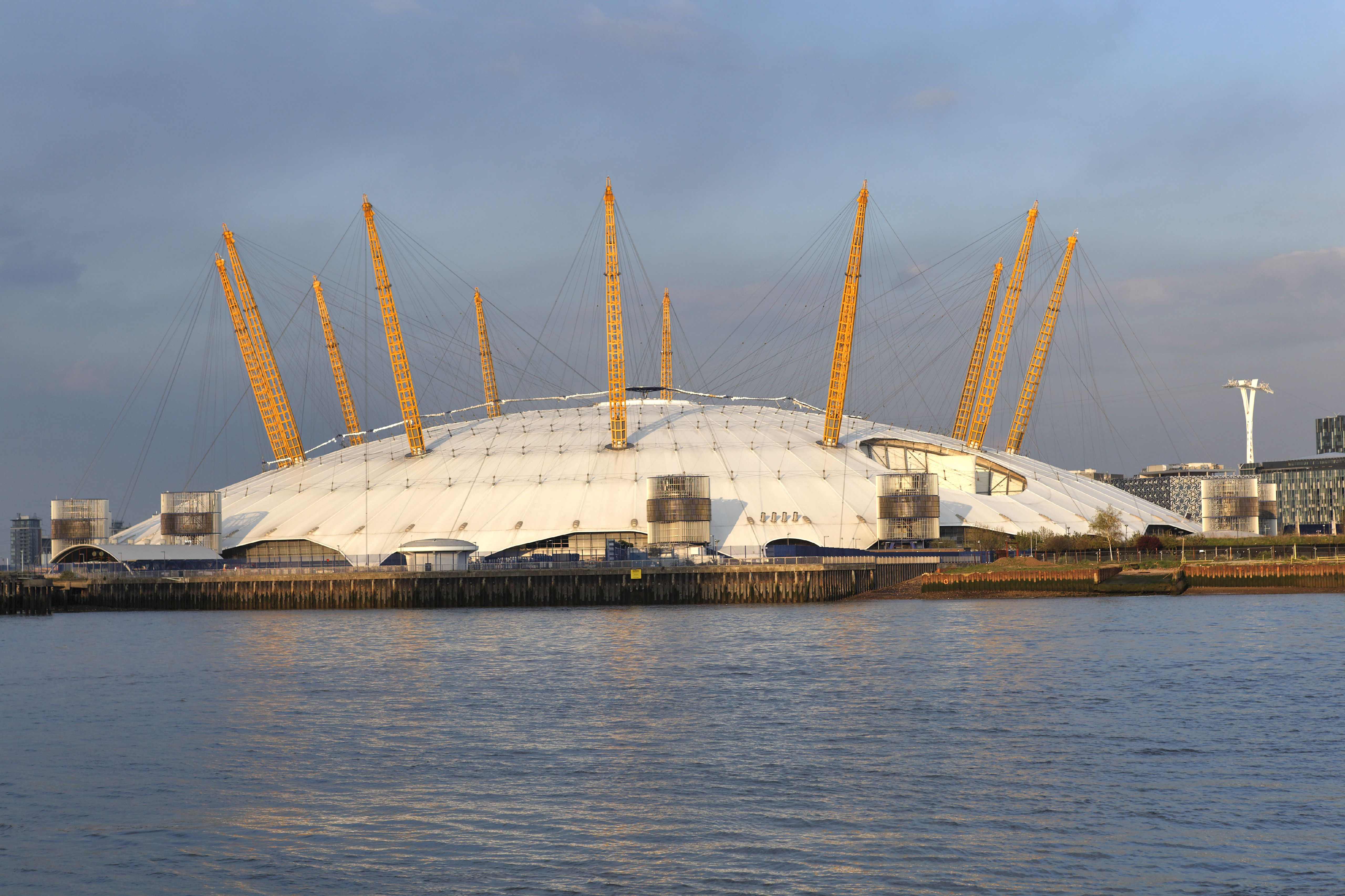 The Millennium Dome in London